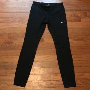 Women's Size Small Nike Running Dri Fit Pants